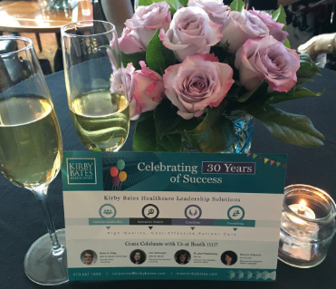 Celebrating 30 Years of Kirby Bates success at AONE