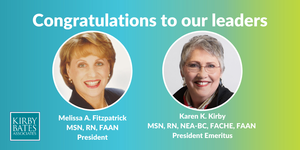 Congratulations to our leaders