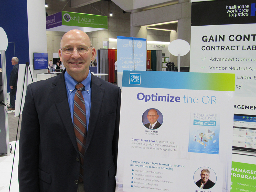 Gerry Biala, Sullivan Healthcare Consulting.
