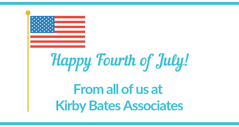 Happy 4th of July From KBA: Honoring Linda Richards