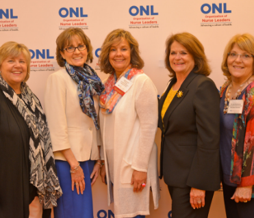 Applauding past and future leaders of ONL during their 40th Anniversary